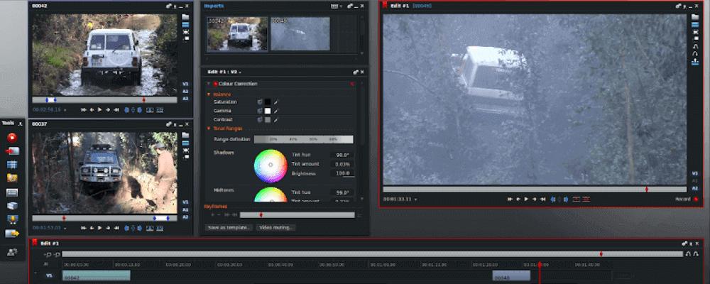 Software Aplikasi Alternatif Adobe Premiere Pro - Lightworks