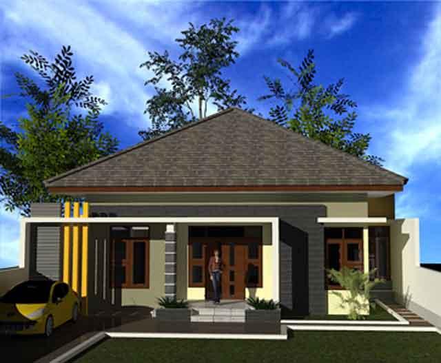 Rumah Cantik - Desain Rumah Klasik Minimalis | Blog ...