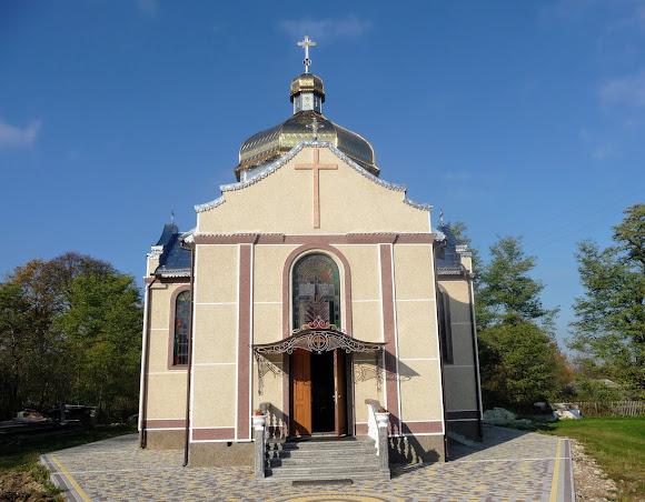 Тяпче. Церква св. Миколая УГКЦ