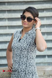 Telugu Television Actress Karuna Latest Pos In Denium Jeans  0043.JPG