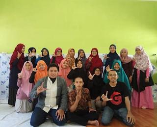 Kelas Blogger FLP Surabaya