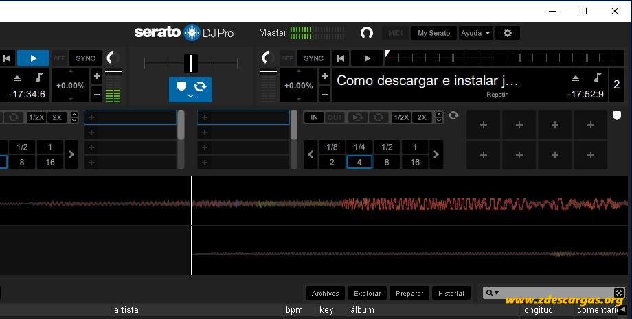 Serato DJ Pro 2 Full Español