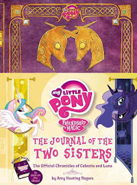 MLP The Journal of the Two Sisters Book Media