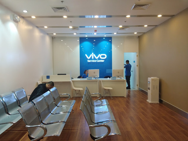 Vivo service center SM North EDSA