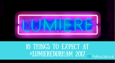 10 Things to Expect at Lumiere Durham 2017