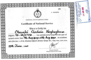 Documents Show Obaseki Lied About Mistake In His NYSC Certificate