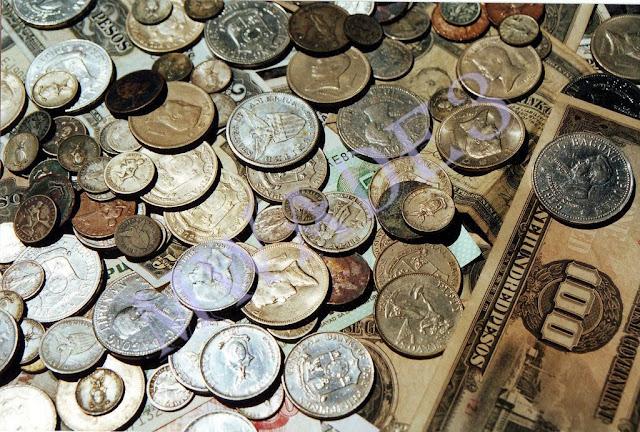 جمع العملات كهواية لبعض الناس