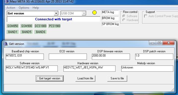 Software SM N9006