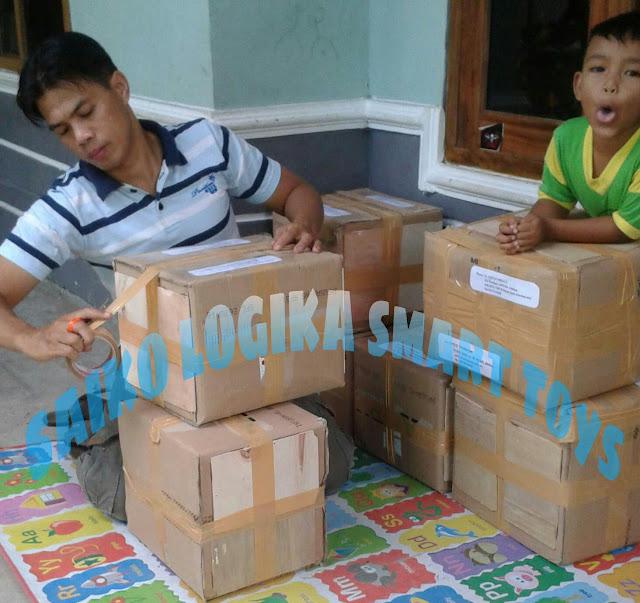 distributor mainan edukatif kayu depok