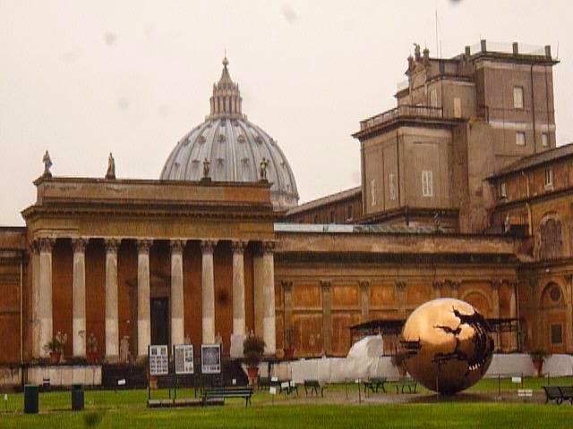 P1040972 - Os Palácios Vaticanos