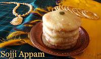 Sojji appam