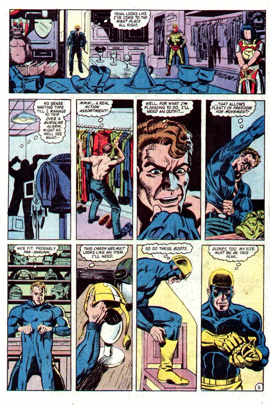 Read online Secret Origins (1986) comic -  Issue #19 - 26