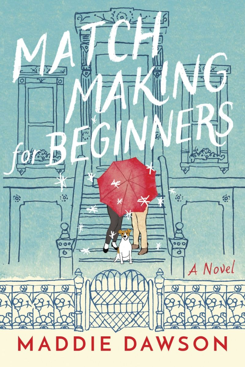 Books to read 2018 - Matchmaking for Beginners by Maddie Dawson
