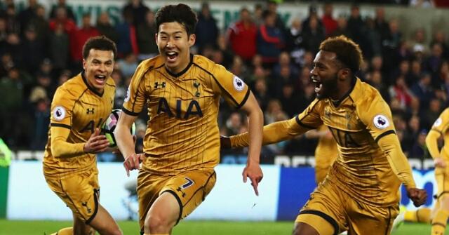 Tottenham Hotspur son