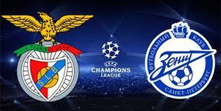 مشاهدة مباراة بنفيكا وزينيت سان بيترسبورج بث مباشر يوتيوب موبايل اليوم 9-3-2016