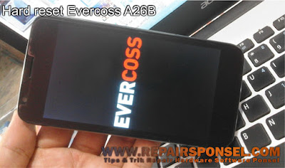 Hard Reset Evercoss A26B