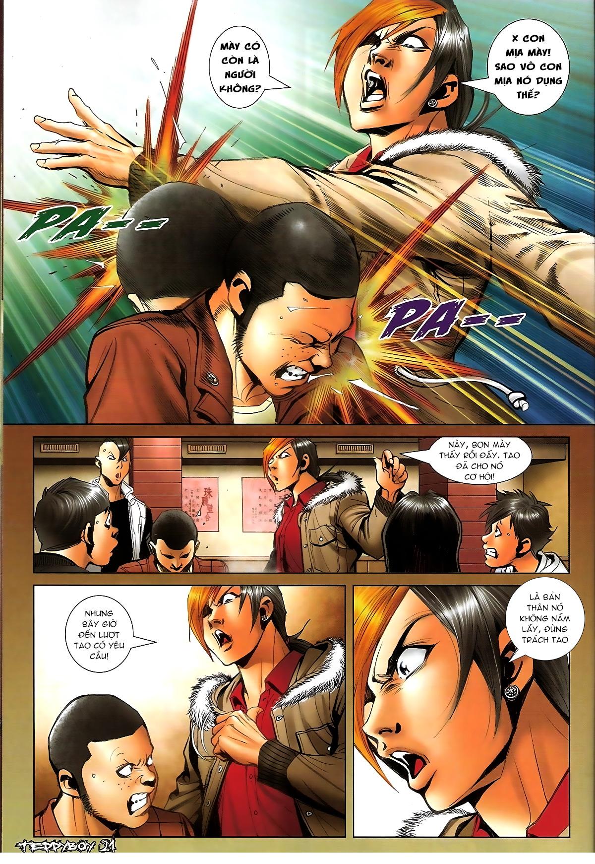 Người Trong Giang Hồ - Chapter 1367: Nghĩa bổn vô ngôn - Pic 18