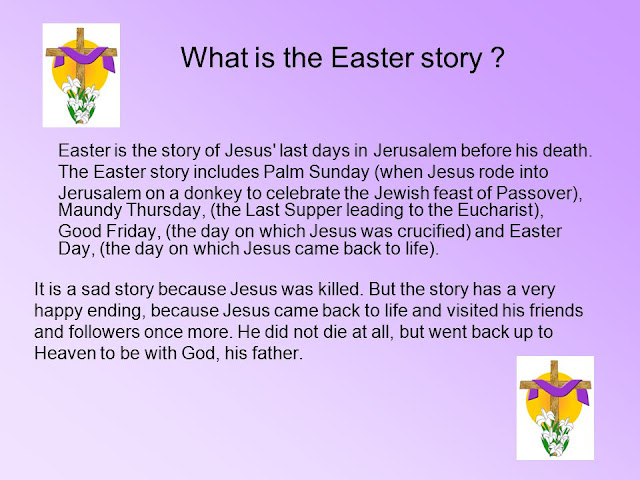 Good Friday Story