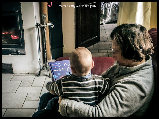 lecture avec mamie