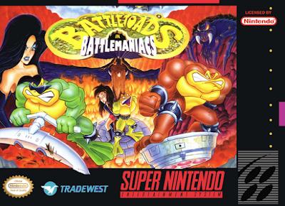 Rom de Battletoads In Battlemaniacs em Português - SNES [Download] - Caverna Games | Roms em PT-BR