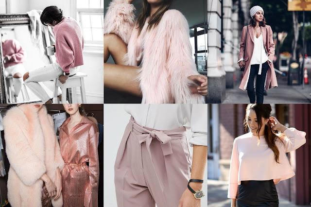 Resultado de imagem para rosa pastel tendencia