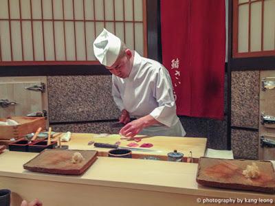 Để đào tạo đầu bếp chuyên nghiệp tại Nhật Bản phải mất tới 10 năm