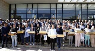 وزارة التعليم تحتفي بالتلاميذ المتفوقين في امتحانات الباكالوريا وتمنحهم جوائز تشجيعية