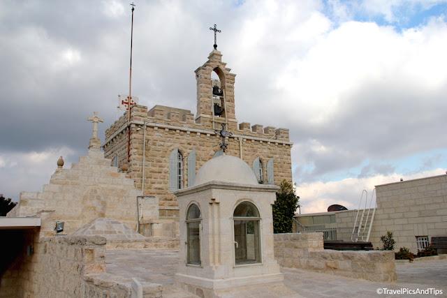 Grotte du Lait, Bethleem, Cisjordanie