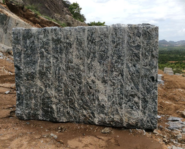 Indian Granite Blocks