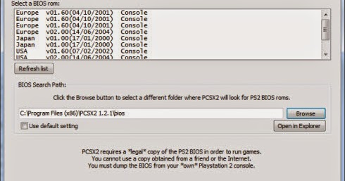 ps2 bios ntsc