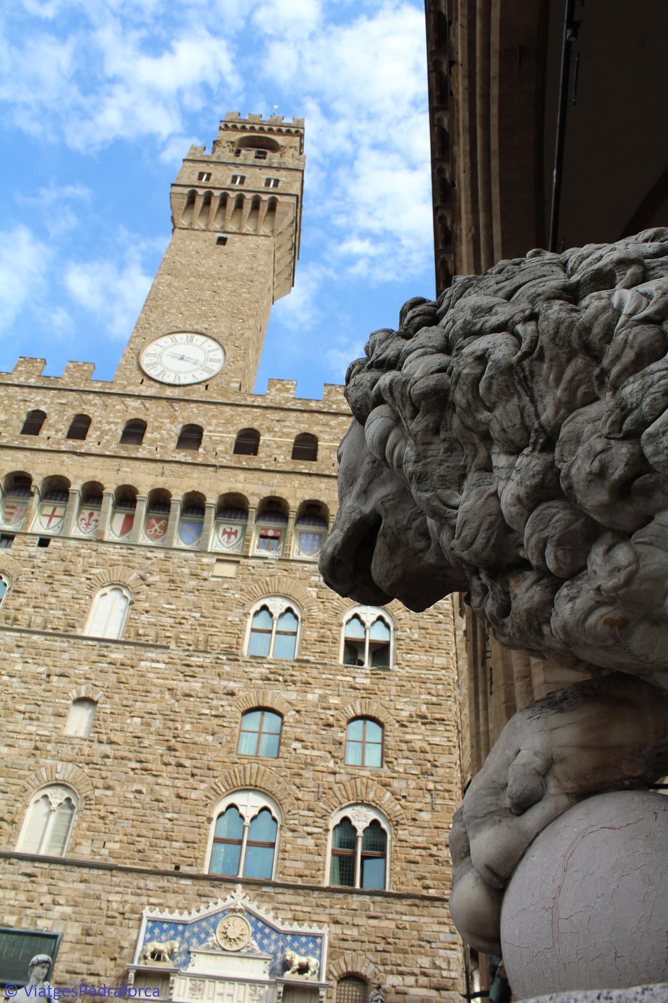Piazza della Signoria, Centre Històric de Florència, Unesco, Patrimoni de la Humanitat, Toscana, Itàlia
