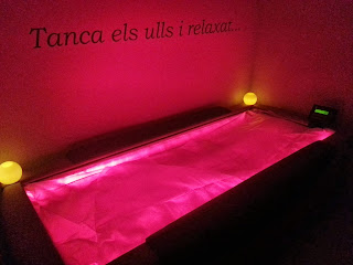 cama de flotacion