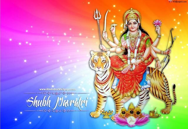 Happy Navratri SMS in English