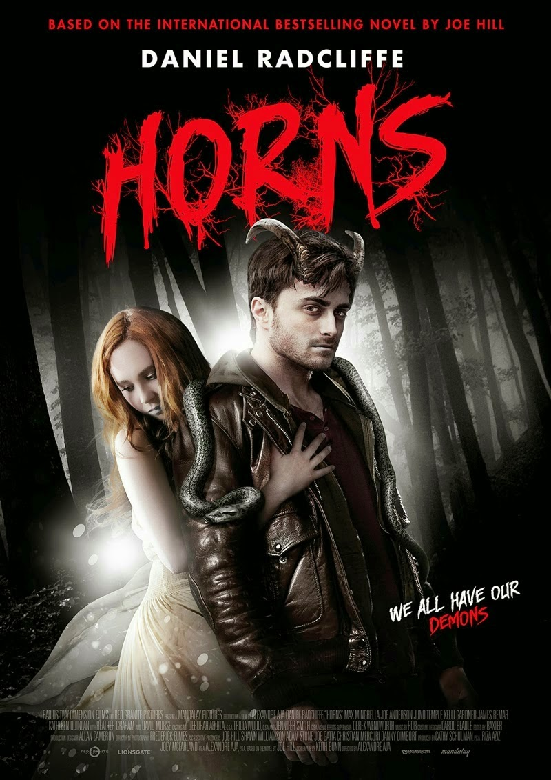 Horns คนมีเขา เงามัจจุราช [HD]