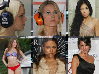 Las esposas y novias de los pilotos de Formula Uno F1. Las parejas de los pilotos de la Formula Uno F1. Ex novias y ex esposas de los pilotos de Fórmula Uno F1. Ex esposas de los pilotos de Fórmula Uno F1. Ex parejas de los pilotos de Fórmula Uno F1.