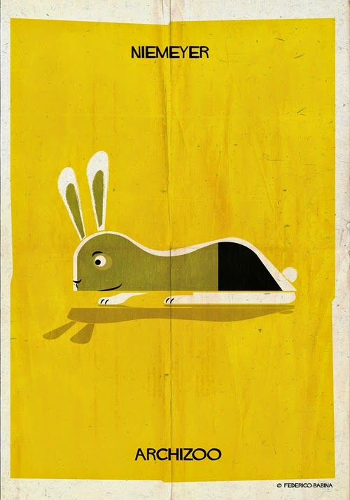 16-Oscar-Niemeyer-Federico-Babina-Archizoo-Connection-Between-Architecture-and-Animals-www-designstack-co