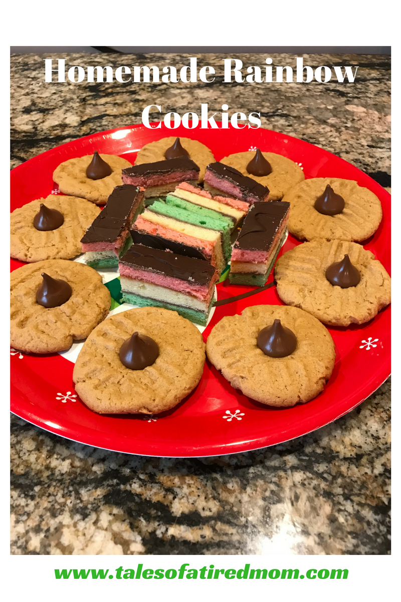Christmas Cookies Part 1 Tales Of A Tired Mom