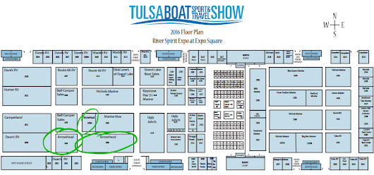 Visit Us At The Tulsa Boat Show Feb 1-7!