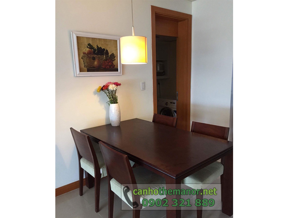 The Manor 1 Ho Chi Minh cho thuê căn hộ 2 phòng ngủ - hình 8