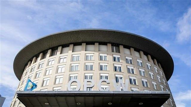 Russia presents draft resolution to get 'politicized' Organization for Prohibition of Chemical Weapons 'back on track'