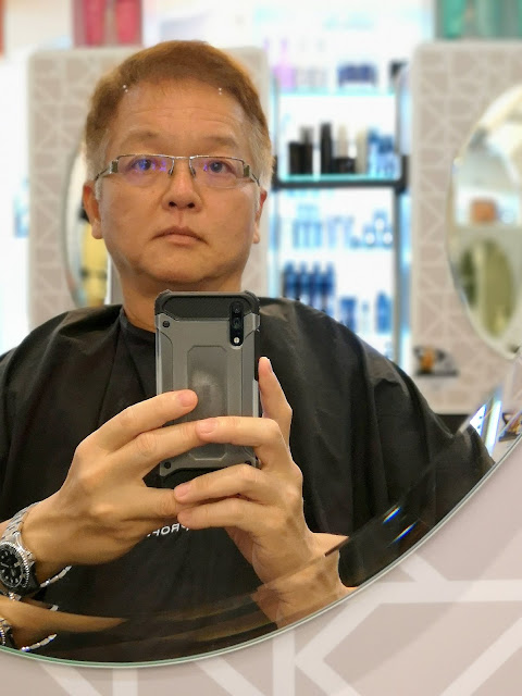 SHS Hair Studio Prestige in Forum The Shopping Mall Singapore