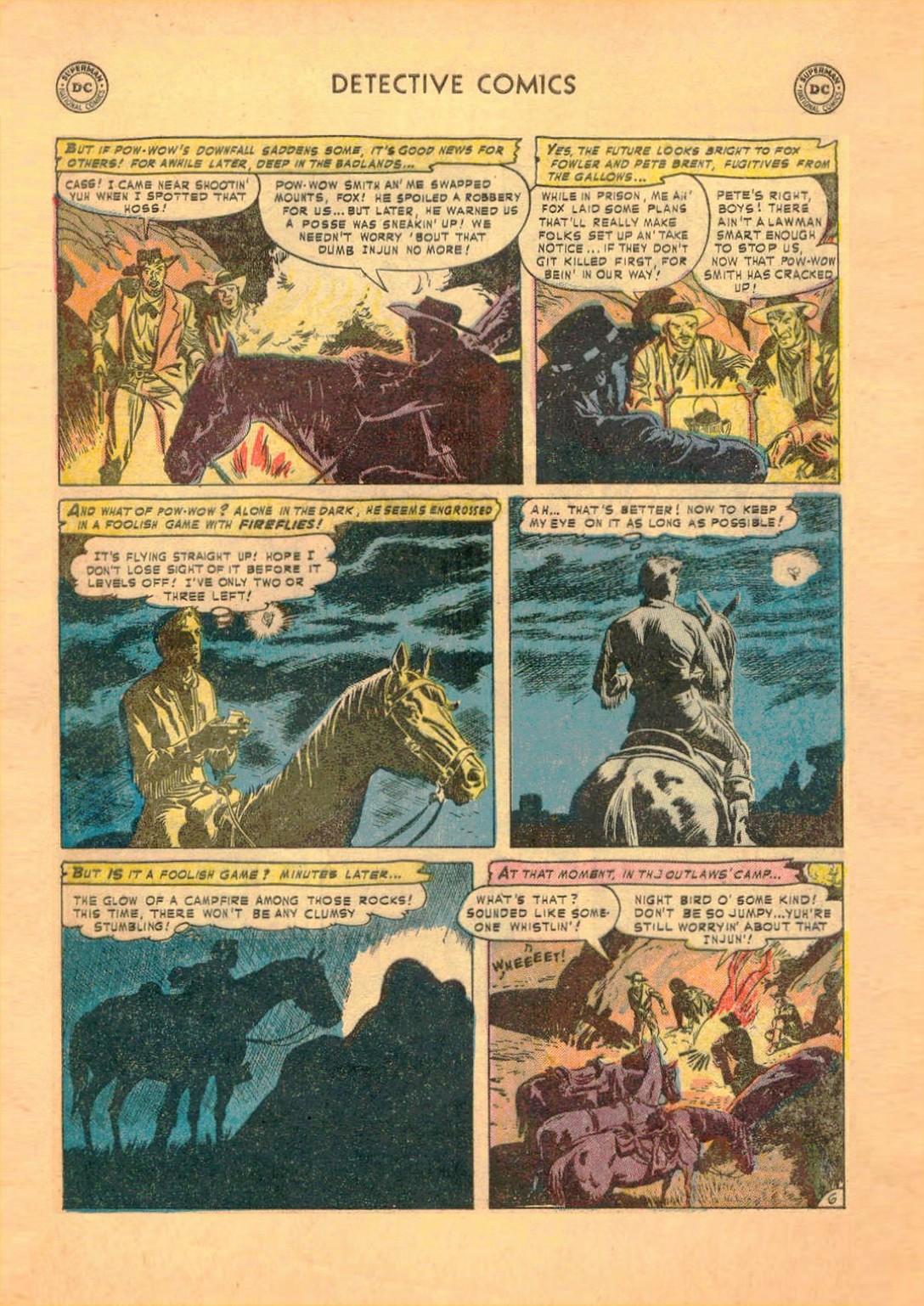 Read online Detective Comics (1937) comic -  Issue #182 - 38