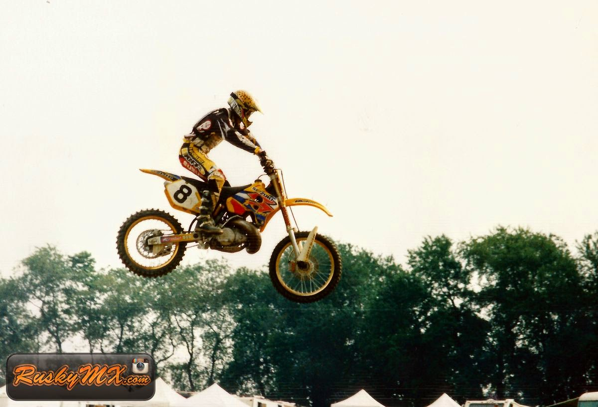 Greg Albertyn Steel City 1997