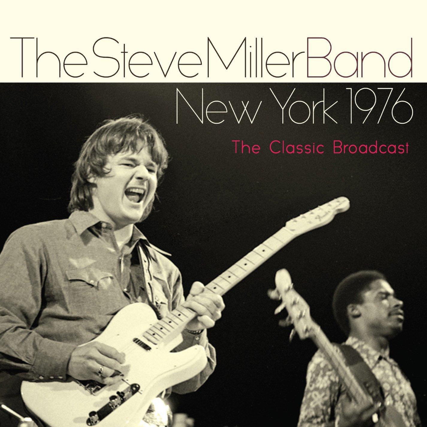 That devil music cd review steve miller band 39 s new york for Classic new york house music