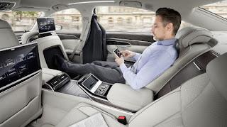 Cuáles son los cinco niveles de la conducción autónoma