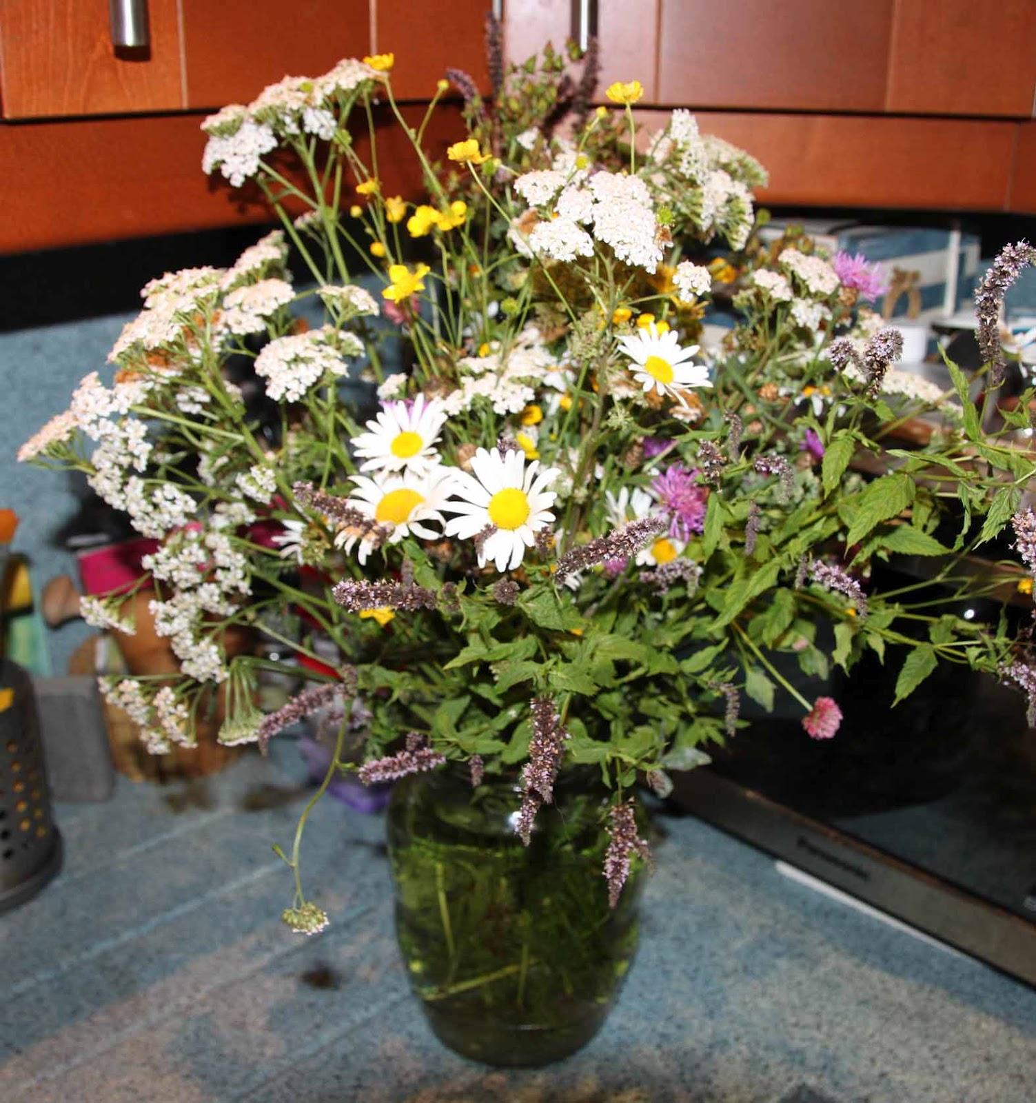 Цветы букет фотка 8