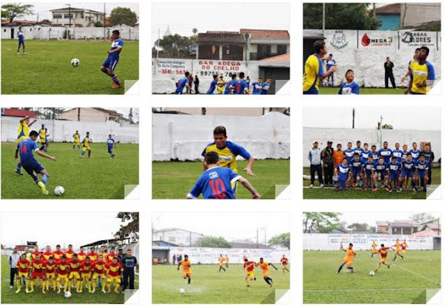 Jogadores de Iguape - Fase Sub-Regional do Campeonato Estadual 2016