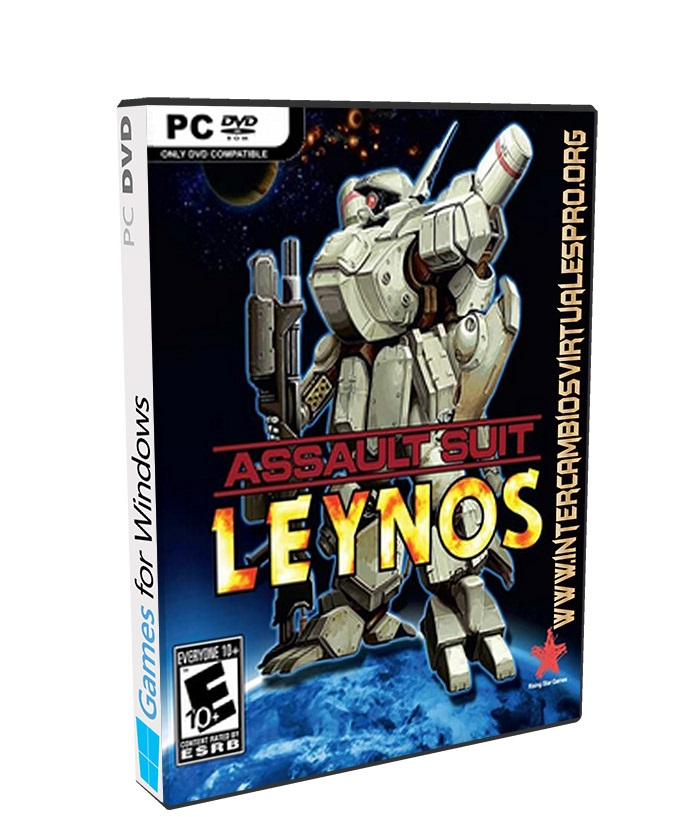 Assault Suit Leynos poster box cover