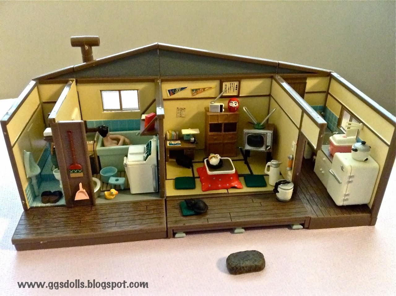 Miniature Kitchen Set Japan