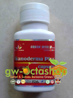 Green World Ganoderma Plus Capsule